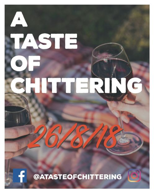 A Taste of Chittering Save the Date